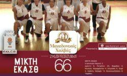 ΜΙΚΤΗ ΕΚΑΣΘ – ΚΑΣ Ν. ΡΑΙΔΕΣΤΟΣ  66 – 31 για το πρωτάθλημα Κορασίδων. Οι πόντοι που σημείωσαν οι αθλήτριες των ομάδων