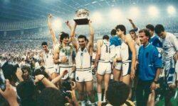Τότε, στις 14 Ιουνίου του 1987, το χρυσό του EUROBASKET.