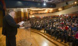 Η εκδήλωση της ετήσιας κοπής της πίτας της ΕΚΑΣΘ (27.01.2019 -ενιαίο video)