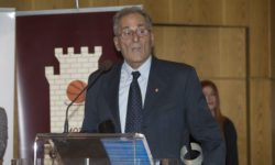 Η ΕΚΑΣΘ τιμά τον ΓΙΩΡΓΟ ΓΚΑΤΖΟ (διαιτητής) για την προσφορά του στην ελληνική καλαθοσφαίριση (video)
