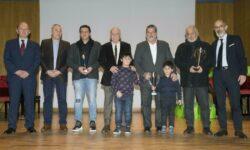 Η ΕΚΑΣΘ τιμά τον ΗΡΑΚΛΗ, ΧΑΝΘ και ΜΑΚΕΔΟΝΙΚΟ για την άνοδο των ομάδων σε Εθνική κατηγορία