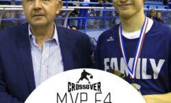 MVP crossovershop.gr F4 ΠΑΙΔΩΝ #ΕΚΑΣΘ: ΒΑΣΙΛΗΣ ΘΕΟΓΙΑΝΝΗΣ. Στιγμές από τις Απονομές-Βραβεύσεις του F4 ΠΑΙΔΩΝ ΕΚΑΣΘ 2019 (90+ φωτογραφικό άλμπουμ )