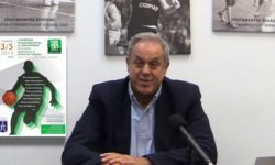 ΣΒΚΘ  Νίκος Σταυρόπουλος για τον φιλανθρωπικό αγώνα (03.05.19) ενίσχυσης του «ΑΣΥΛΟ του ΠΑΙΔΙΟΥ»