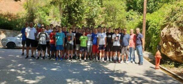 Πανελλήνιο Ενώσεων και ΤΕ ΕΟΚ αγοριών-Ξέφυγε ο Λυκούργος