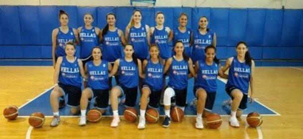 Εθνική Νέων Γυναικών: Σερβία – Ελλάδα 56-41