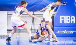 Ευρωπαϊκό Κορασίδων U16: Γερμανία-Ελλάδα 54-44 –  Καλτσίδου: «Υπάρχει μέλλον και ταλέντο»