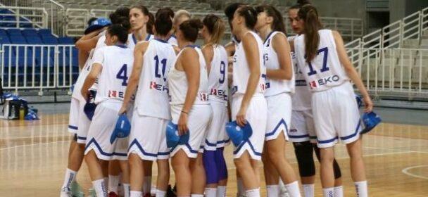 Εθνική Γυναικών: Ελλάδα-Γουέστ Βιρτζίνια 50-47 – Μασλαρινός: «Έδειξαν διάθεση τα κορίτσια»