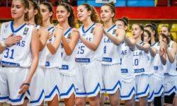 Ευρωπαϊκό Κορασίδων U16: Ελλάδα-Τσεχία 47-58 – Καλέντζου: «Δεν ανταποκριθήκαμε στο παιχνίδι»