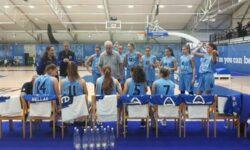 Εθνική Κορασίδων: Φινλανδία-Ελλάδα 69-64