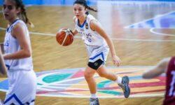 Ευρωπαϊκό Κορασίδων U16: Ελλάδα-Λετονία 55-60