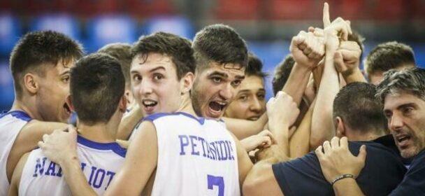 Ευρωπαϊκό Παίδων U16: Ελλάδα-Λιθουανία στο πρώτο νοκ άουτ παιχνίδι – Συνεχίζει χωρίς τον Γιαννόπουλο