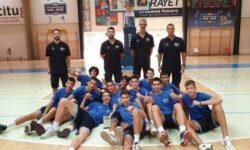 Εθνική Παμπαίδων U14: Ελλάδα-Πορτογαλία 78-57