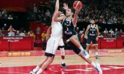 Εθνική Ανδρών: FIBAWC:  ΗΠΑ-Ελλάδα 69-53