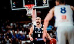 Εθνική Ανδρών: FIBAWC:  Τσεχία-Ελλάδα 77-84