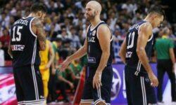 Εθνική Ανδρών: FIBAWC: Βραζιλία-Ελλάδα 79-78