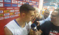 Εθνική Ανδρών: (video) FIBAWC: Δηλώσεις Θανάση Σκουρτόπουλου και Κώστα Σλούκα