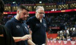 Εθνική Ανδρών:  Δηλώσεις Σκουρτόπουλου και Θ. Αντετοκούνμπο (FIBAWC)