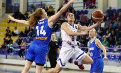ΕΟΚ   Εθνική Γυναικών :  Ελλάδα – Ισλανδία 89-54