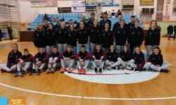 """Αποστολή (φωτογραφίες) των μικτών ομάδων της ΕΚΑΣΘ στην Καβάλα για το τουρνουά της τοπικής ομάδος """"Ένωση Καλαθοσφαίρισης Καβάλας"""""""