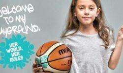 ΕΟΚ | HER WORLD HER RULES: Τα κορίτσια αγκαλιάζουν το μπάσκετ