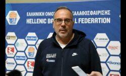 ΕΟΚ | Εθνική Ανδρών: Σκουρτόπουλος: «Πάντα σημαντικό το πρώτο παιχνίδι»