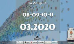 Το πρόγραμμα αγώνων της Κυριακής-Δευτέρας-Τρίτης-Τετάρτη (08-09-10-11/03/2020)📆 Διαιτητές και κριτές που έχουν ορισθεί