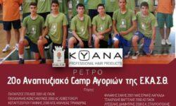 ΡΕΤΡΟ | 20ο Αναπτυξιακό Camp Αγοριών (2014) της Ε.ΚΑ.Σ.Θ. Η ομάδα ΠΑΡΗΣ