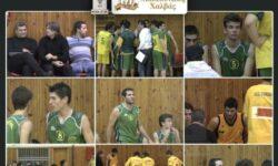 ΡΕΤΡΟ | ΕΟΣ – ΑΡΙΣΤΟΤΕΛΗΣ ΕΠΑΝΟΜΗΣ Αγώνας Κυπέλλου Ανδρών ΕΚΑΣΘ (Οκτ 2008)