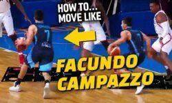 move & shoot like Campazzo … Τεχνικές προπόνησης (tutorial) από τον Micah Lancaster (FIBA yt video)