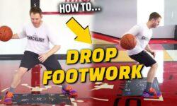 Drop Footwork … Τεχνικές προπόνησης (tutorial) από τον Micah Lancaster (FIBA yt video)