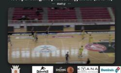 ΡΕΤΡΟ (video) | Το εκπληκτικό buzzer beater τρίποντο (από το κέντρο) που πέτυχε ο Αντώνης Κόνιαρης στον αγώνα της προκριματικής φάσης του πρωταθλήματος Παίδων της ΕΚΑΣΘ (2012-13)