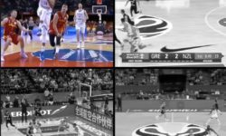 EOK | «Είναι ώρα να επιλέξετε το δικό σας αγαπημένο…», τέσσερα από τα εντυπωσιακά καρφώματα του Giannis Antetokounmpo στο FIBA Basketball World Cup. (fb )