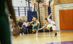 Πανελλήνιο Παίδων: ΠΑΟΚ-Παναθηναϊκός 67-91