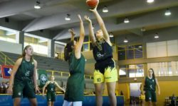 Την δεύτερη θέση στο Πανελλήνιο Πρωτάθλημα Κορασίδων κατέκτησε ο ΑΡΗΣ μετά τη νίκη του με 79-29 απέναντι στην Καλαμάτα