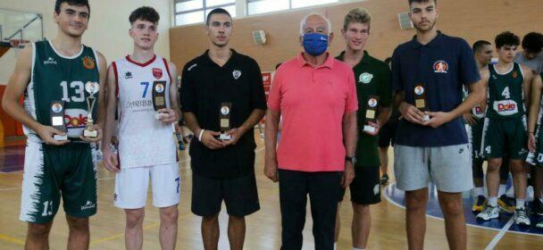 Πανελλήνιο Παίδων: MVP o Ματσίρας και οι  Αναστάσιος Κωνσταντινίδης (ΠΑΟΚ), Ραφαήλ Κοπακάκης (Πανιώνιος), Κωνσταντίνος Μπόρσης (Κεραυνός Λάρισας), Πρόδρομος Ταχυρίδης (Προμηθέας Πάτρας) και Μιχαήλ Άγγελος Αρφαράς (Κολοσσός Ρόδου) στην καλύτερη πεντάδα (εξάδα λόγω ισοψηφίας) Ο Αναστάσιος Κωνσταντινίδης (ΠΑΟΚ) με 110π δεύτερος σκόρερ της διοργάνωσης (φωτο)