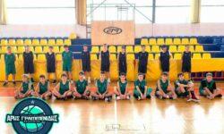 20 ομαδικές φωτογραφικές στιγμές από το Τουρνουά διαμερισμάτων «Άρης Γραμμενίδης» Γεννημένων 2008 1η αγωνιστική