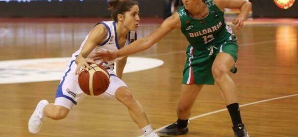 ΕΟΚ | Εθνική Γυναικών : Οι αριθμοί του αγώνα με τη Βουλγαρία