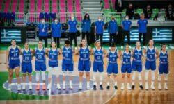Εθνική Γυναικών :  Νίκη και πρόκριση στο Ευρωμπάσκετ 2021! Κατοστάρα η Σπανού!