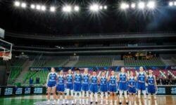 Εθνική Γυναικών :  Ισλανδία-Ελλάδα 58-95. Μασλαρινός: «Οι αθλήτριες ανταποκρίθηκαν στο έπακρο»