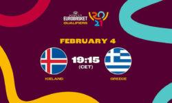 Ισλανδία – Ελλάδα . Προκριματικά Ευρωπαϊκού Γυναικών 🔴 Ζωντανή μετάδοση (20:15, 04.02.21)