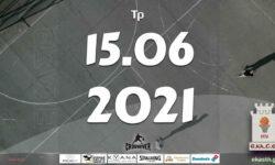 Το πρόγραμμα αγώνων της Τρίτης (15/06/2021)📆 Διαιτητές και κριτές που έχουν ορισθεί