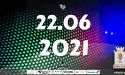 Το πρόγραμμα αγώνων της Τρίτης (22/06/2021)📆 Διαιτητές και κριτές που έχουν ορισθεί