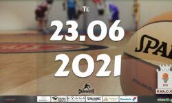 Το πρόγραμμα αγώνων της Τετάρτης (23/06/2021)📆 Διαιτητές και κριτές που έχουν ορισθεί