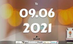 Το πρόγραμμα αγώνων της Τετάρτης (09/06/2021)📆 Διαιτητές και κριτές που έχουν ορισθεί