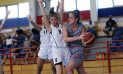 Πανελλήνιο Κορασίδων :  Άμιλλα – Παναθλητικός Συκεών 40-65  (3η ημέρα)
