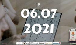 Το πρόγραμμα αγώνων της Τρίτης (06/07/2021)📆 Διαιτητές και κριτές που έχουν ορισθεί