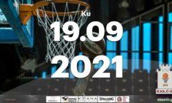 Το πρόγραμμα αγώνων της Κυριακής (19/09/2021)📆 Διαιτητές και κριτές που έχουν ορισθεί